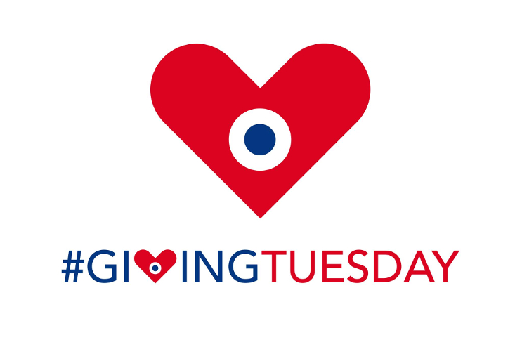 Logo Giving tuesday FR